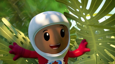 Go Jetters meet Planet Earth II