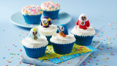 Go Jetters Cupcakes