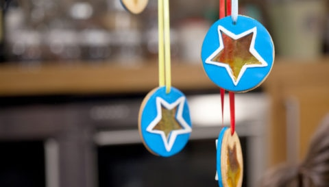 Go Jetters Star Medal Biscuits