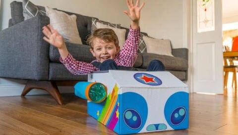 Cardboard Box Vroomster