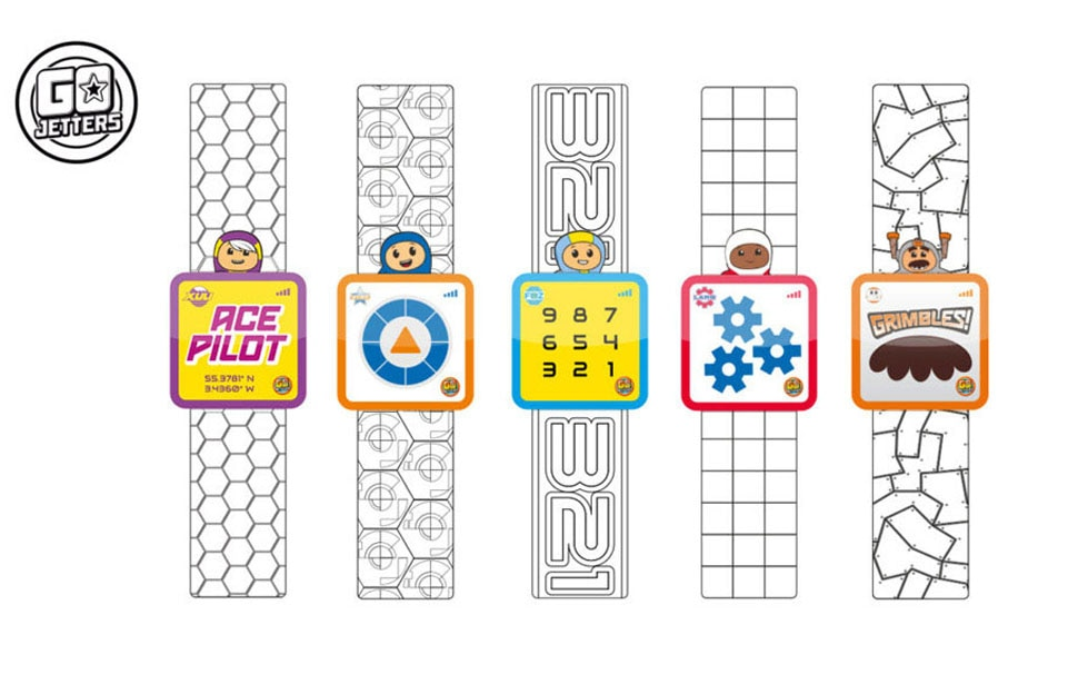 Go Jetters Watches