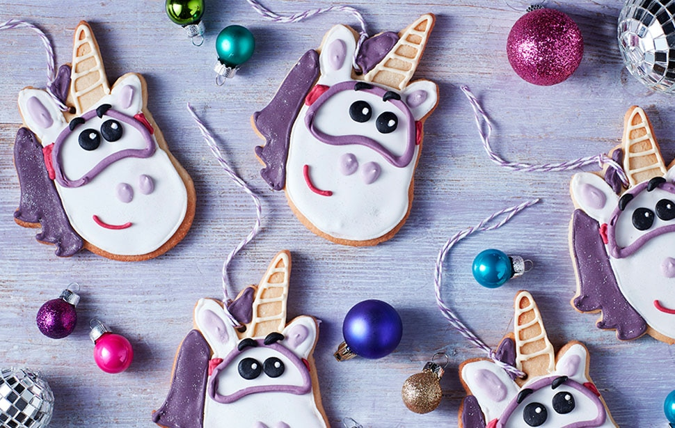 Go Jetters Ubercorn Christmas Biscuits